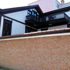 Hotel Edirne Osmanli Evleri парковка