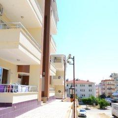 Ali Unal Apart Otel Турция, Аланья - отзывы, цены и фото номеров - забронировать отель Ali Unal Apart Otel онлайн балкон