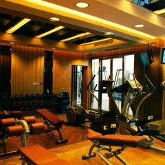 Pudi Boutique Hotel Fuxing Park Shanghai фитнесс-зал