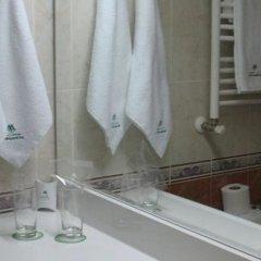 Отель Grand Hotel Murgavets Болгария, Пампорово - отзывы, цены и фото номеров - забронировать отель Grand Hotel Murgavets онлайн ванная