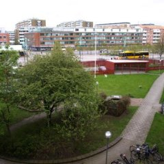Отель Bosses Gästvåningar Швеция, Мальме - отзывы, цены и фото номеров - забронировать отель Bosses Gästvåningar онлайн балкон