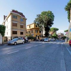Отель Vaticano 2 парковка