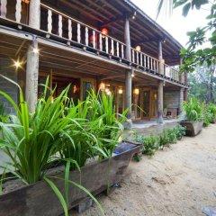 Отель Ocean Bungalow Homestay фото 3