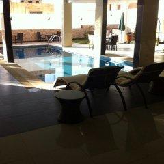 Отель Tetra Tree Hotel Иордания, Вади-Муса - отзывы, цены и фото номеров - забронировать отель Tetra Tree Hotel онлайн бассейн