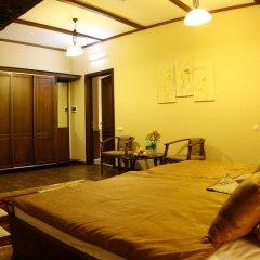 Отель Платан Узбекистан, Самарканд - отзывы, цены и фото номеров - забронировать отель Платан онлайн комната для гостей фото 4