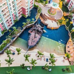 Отель Grand Caribbean Resort By Pattaya Sunny Rentals бассейн фото 3