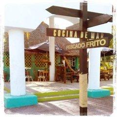 Отель Hostel Kiosco Verde Folk Room Мексика, Канкун - отзывы, цены и фото номеров - забронировать отель Hostel Kiosco Verde Folk Room онлайн бассейн фото 2