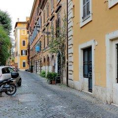 Отель Lappartamento Gianicolo Area парковка