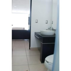 Апартаменты Apartment for 5 people in Acapulco Tradicional ванная фото 2