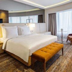 Radisson Blu Olympiyskiy Hotel Москва комната для гостей фото 5