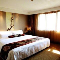Beijing Hejing Fu Hotel комната для гостей фото 3