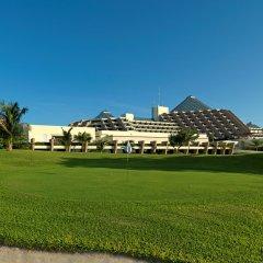 Отель Paradisus by Meliá Cancun - All Inclusive Мексика, Канкун - 8 отзывов об отеле, цены и фото номеров - забронировать отель Paradisus by Meliá Cancun - All Inclusive онлайн спортивное сооружение