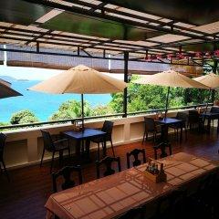 Отель On The Hill Karon Resort питание