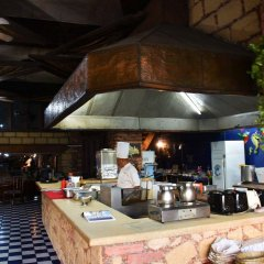Hotel Suites del Sol Пуэрто-Вальярта питание