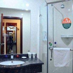 Отель GreenTree Inn Datong Xiang Yang Xi Jie Китай, Датун - отзывы, цены и фото номеров - забронировать отель GreenTree Inn Datong Xiang Yang Xi Jie онлайн ванная фото 2