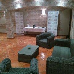 Отель Spa Complejo Rural Las Abiertas сауна