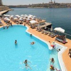 Отель The Seafront Tower Мальта, Слима - отзывы, цены и фото номеров - забронировать отель The Seafront Tower онлайн бассейн