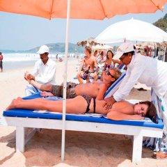 Отель Estrela Do Mar Beach Resort Гоа пляж