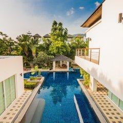 Отель Kyerra Villa by Lofty бассейн