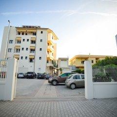 Iliria Internacional Hotel парковка