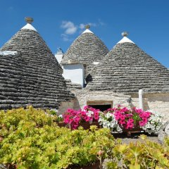 Отель Romantic Trulli Альберобелло