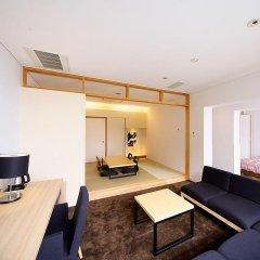 Отель Ashizuri Thermae Тосасимидзу комната для гостей фото 5