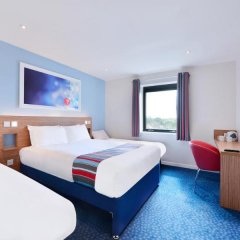 Отель Travelodge Southampton Central комната для гостей фото 4