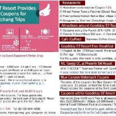 Отель Elf Pension Южная Корея, Пхёнчан - отзывы, цены и фото номеров - забронировать отель Elf Pension онлайн фото 4