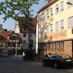 Отель Franconia City Hotel Германия, Нюрнберг - отзывы, цены и фото номеров - забронировать отель Franconia City Hotel онлайн фото 3