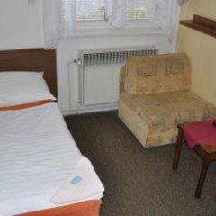Отель Pension Sparta комната для гостей фото 3