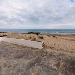 Отель Malva Испания, Олива - отзывы, цены и фото номеров - забронировать отель Malva онлайн пляж фото 2