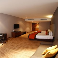 Отель El Diplomatico Hotel Мексика, Мехико - отзывы, цены и фото номеров - забронировать отель El Diplomatico Hotel онлайн комната для гостей фото 5