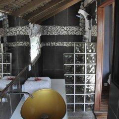 Отель Le Crusoe Французская Полинезия, Бора-Бора - отзывы, цены и фото номеров - забронировать отель Le Crusoe онлайн ванная фото 2