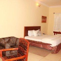 Carlcon Hotel Калабар комната для гостей фото 5