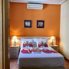 Отель Hostal Luz Испания, Мадрид - 7 отзывов об отеле, цены и фото номеров - забронировать отель Hostal Luz онлайн комната для гостей фото 4