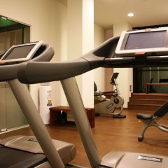 Отель Egnatia Kavala фитнесс-зал фото 2