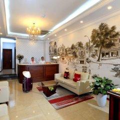 Отель Indochina Legend 2 Hotel Вьетнам, Ханой - отзывы, цены и фото номеров - забронировать отель Indochina Legend 2 Hotel онлайн интерьер отеля фото 3