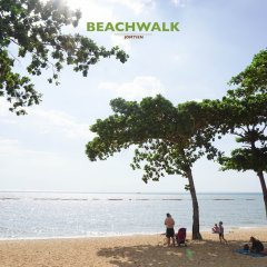 Отель Beachwalk Jomtien пляж фото 2