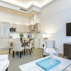 Отель BShan Apartments Великобритания, Лондон - отзывы, цены и фото номеров - забронировать отель BShan Apartments онлайн комната для гостей фото 4