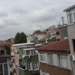 Отель Istanbul Grand Aparts балкон