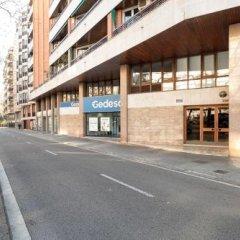 Отель Lovely And Chic Apt Next To Sagrada Familia парковка