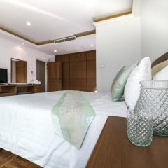 Отель Chaidee Mansion Бангкок комната для гостей