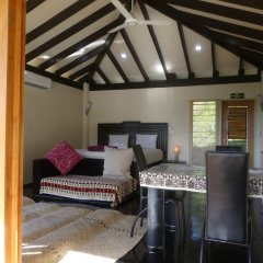 Отель Vosa Ni Ua Lodge Савусаву с домашними животными