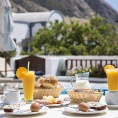 Отель Villa Voula Греция, Остров Санторини - отзывы, цены и фото номеров - забронировать отель Villa Voula онлайн питание
