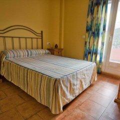 Отель Alojamiento Rural Sierra de Jerez сейф в номере