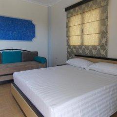 Отель Studios Villa Vasili Албания, Ксамил - отзывы, цены и фото номеров - забронировать отель Studios Villa Vasili онлайн сейф в номере