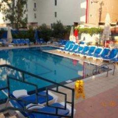 Апартаменты Tekin Apartment Мармарис бассейн
