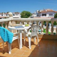 Отель Villa Caryana Испания, Кала-эн-Бланес - отзывы, цены и фото номеров - забронировать отель Villa Caryana онлайн балкон