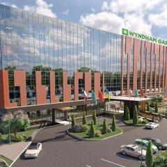 Гостиница Wyndham Garden Astana Казахстан, Нур-Султан - 1 отзыв об отеле, цены и фото номеров - забронировать гостиницу Wyndham Garden Astana онлайн парковка