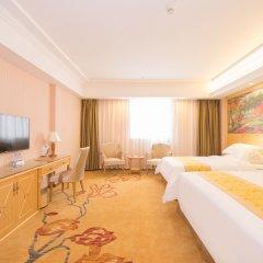Vienna Hotel Guangzhou Panyu NanCun комната для гостей фото 4